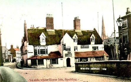 Ye Old White Horse Inn