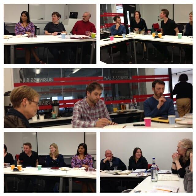AOS P 0302 17th April Meeting