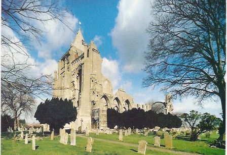 Spectacular Drone Montage of Crowland Abbey