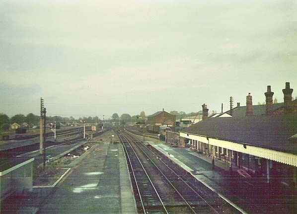 Spalding Railway Station 1979