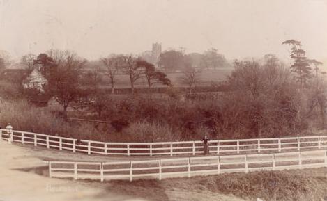 Footbridge in Pinchbeck