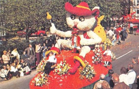 AOS P 1325 Flower Parade
