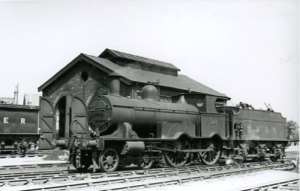AOS P 1328 Rail Photo M&GN 440 Spalding shed Lincolnshire LNER GNR