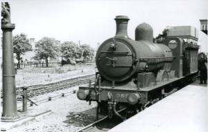 AOS P 1329 Rail Photo M&GN 060 Spalding station Lincolnshire LNER GNR pinchbeck cowbit