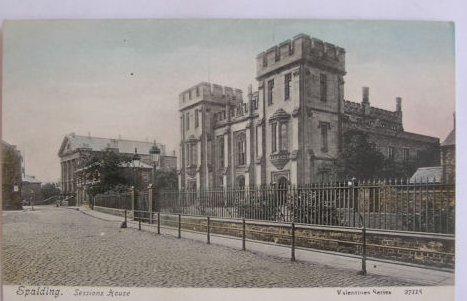 Sessions House, Spalding 1907