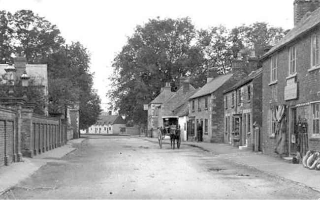High Street, Deeping St James