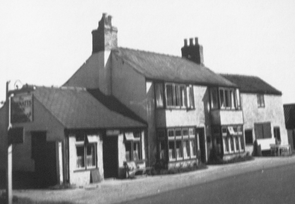 AOS P 1501 the vernatts inn pinchbeck 1950