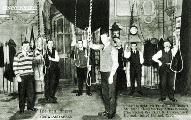 Bell Ringers, Crowland Abbey