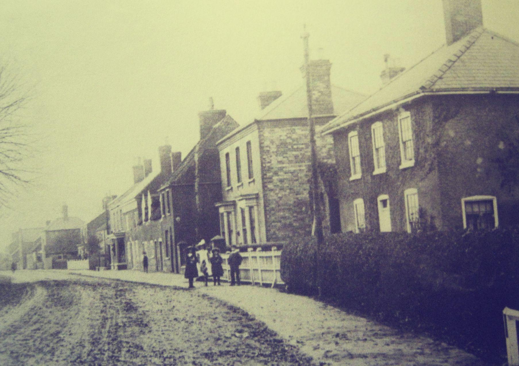 Knight Street, Pinchbeck 1900's