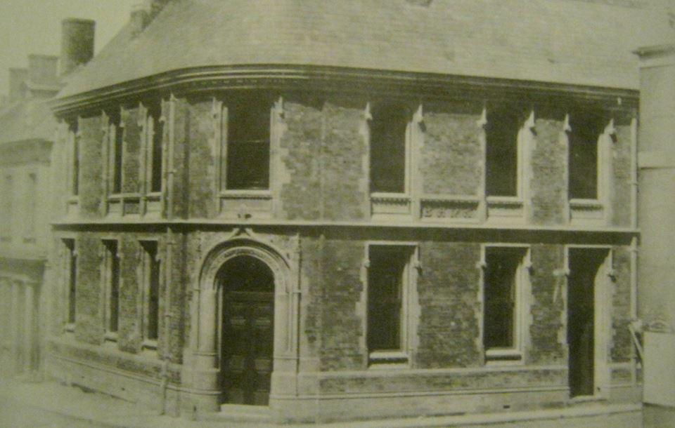 Lloyds Bank, Hall Place Spalding