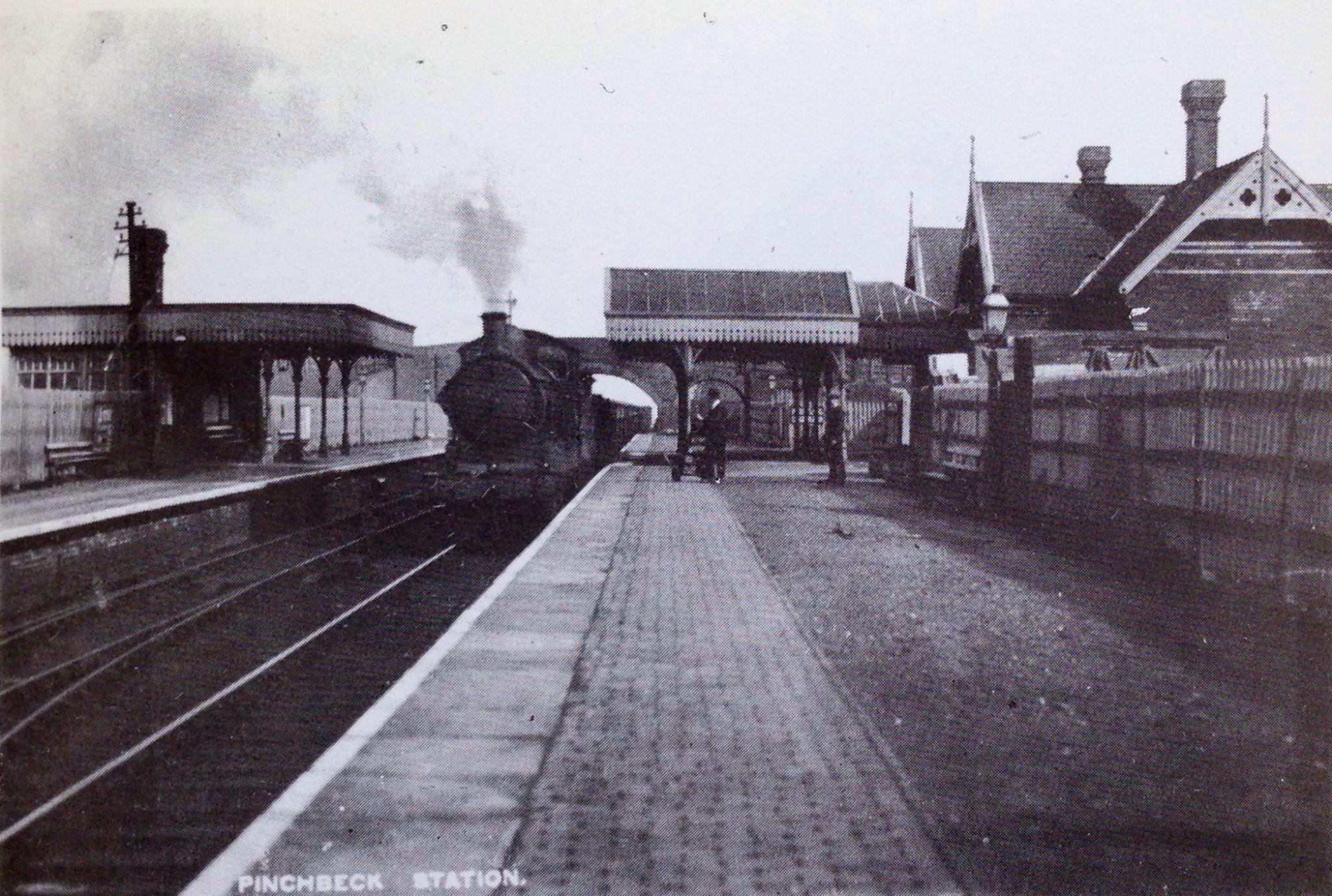 Pinchbeck Station