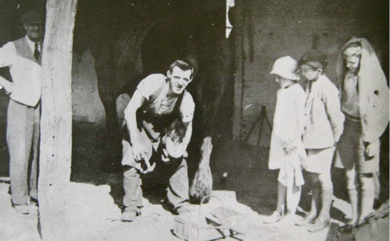 Woodcock the Blacksmiths, Pinchbeck 1937