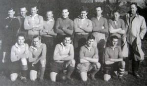 AOS P 1900 pinchbeck football team 1953-54.