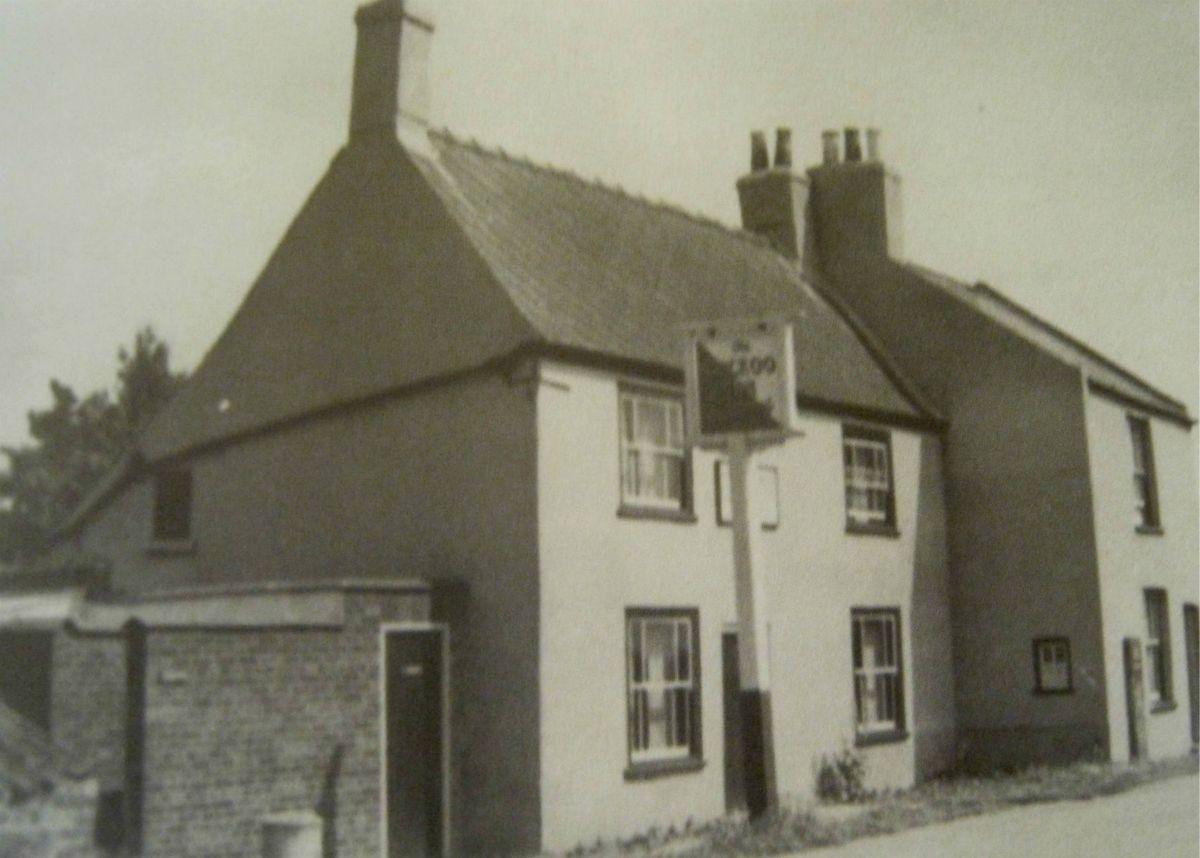 The Cuckoo Inn, Cuckoo Bridge 1950