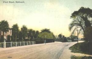 AOS P 1767 Holbeach Fleet Road  Posted 1905