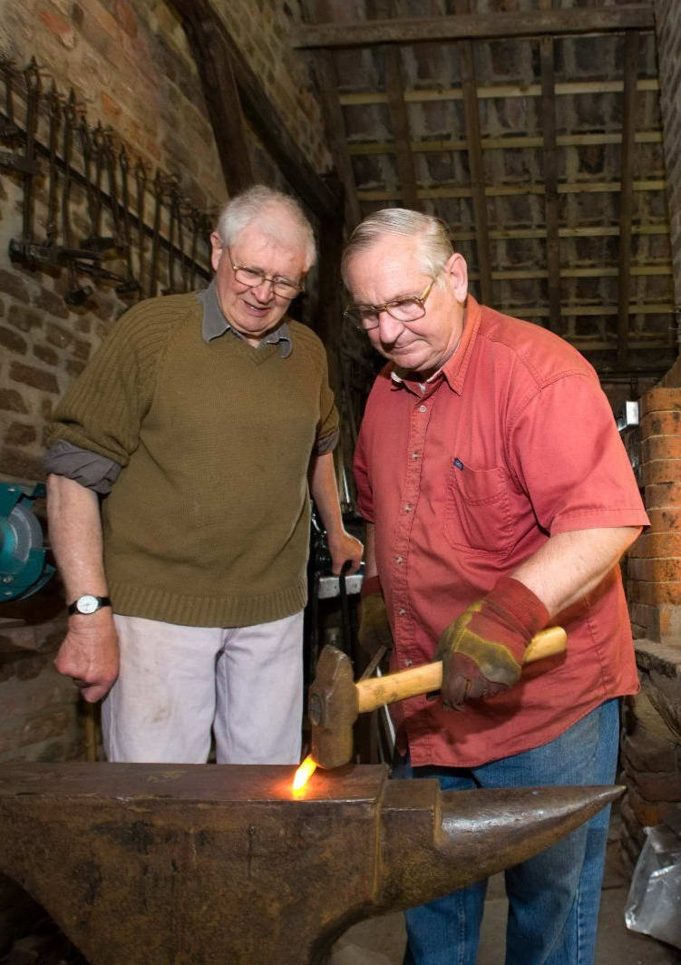 Blacksmithing Tools and Techniques