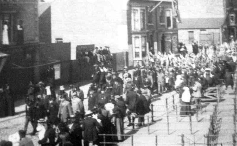 Queen Victoria's Diamond Jubilee Parade, Spalding