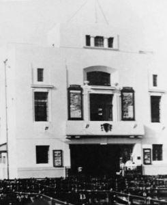 AOS P 2536  regent cinema, spalding closed 1959