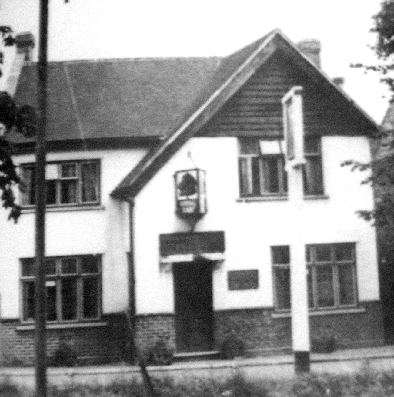 The Royal Oak, Spalding 1950