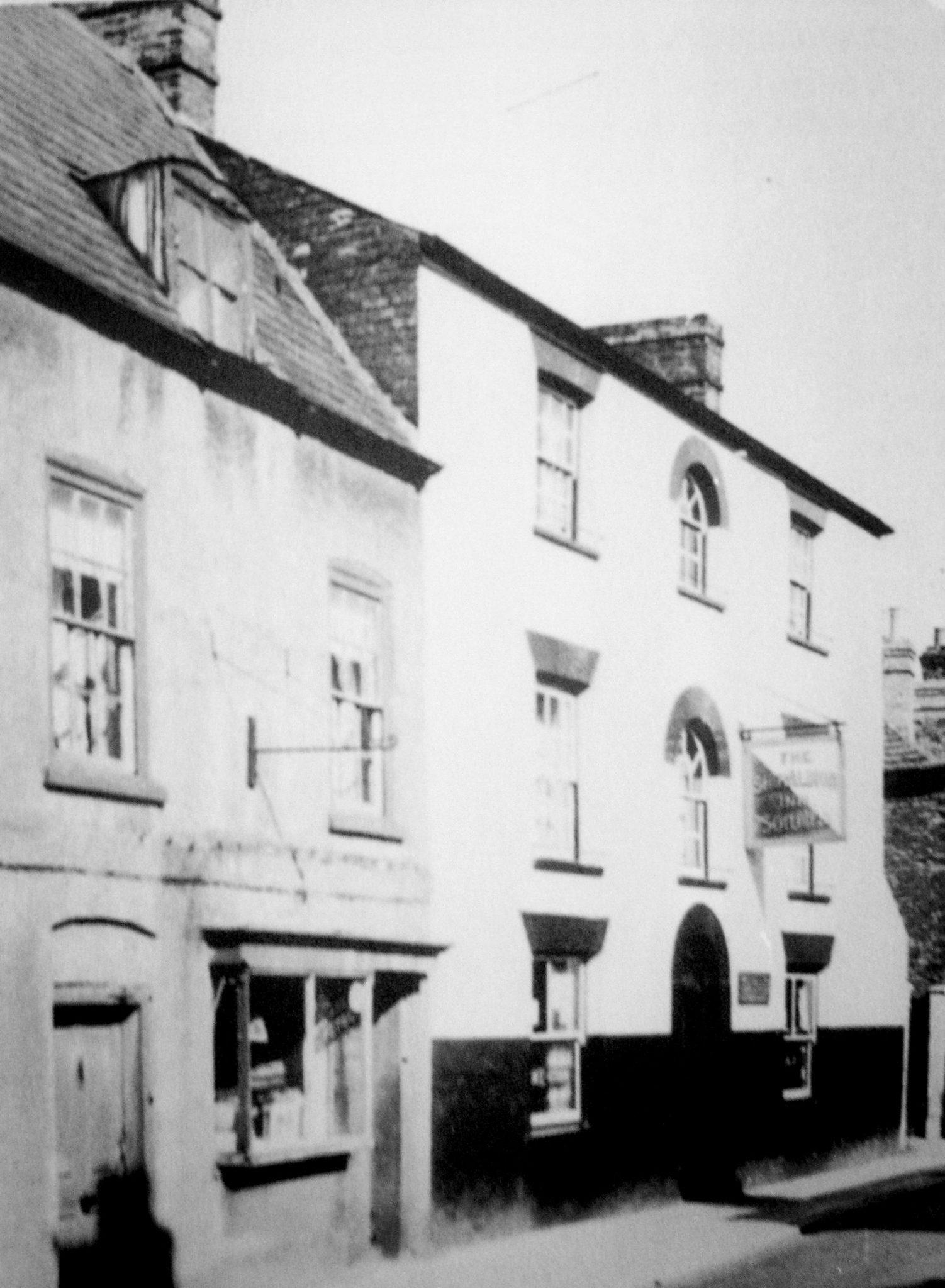 The Ship Albion,  Spalding 1950