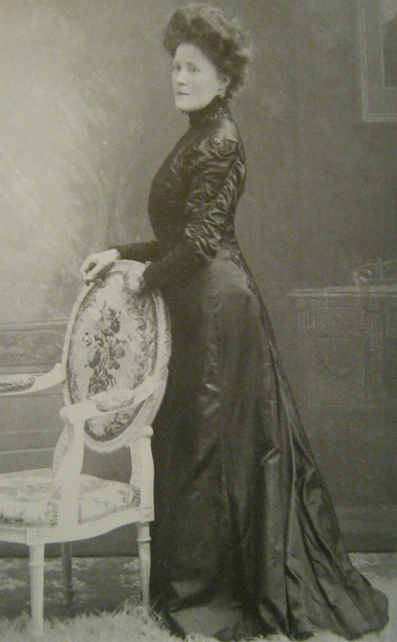 Edwardian Lady Portrait, Spalding