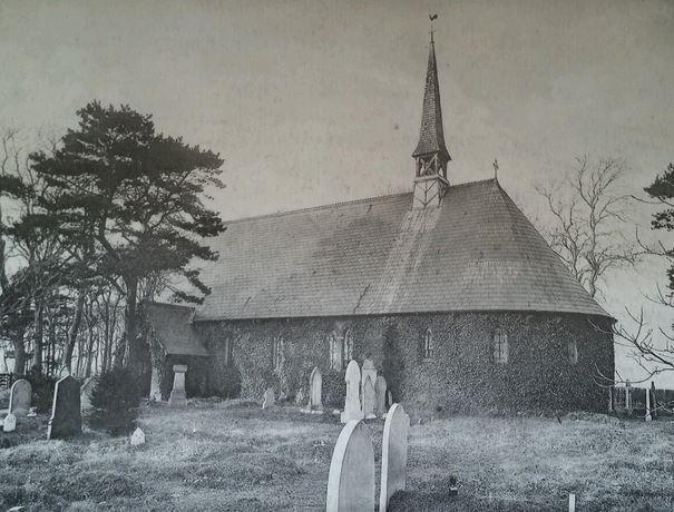 Gedney Dawsmere Church
