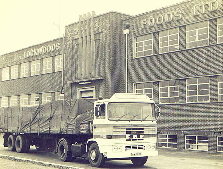 Lockwoods Canning Factory, Long Sutton