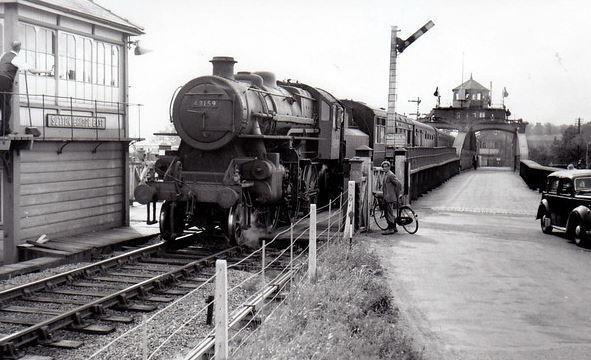 Sutton Bridge East Signal Box