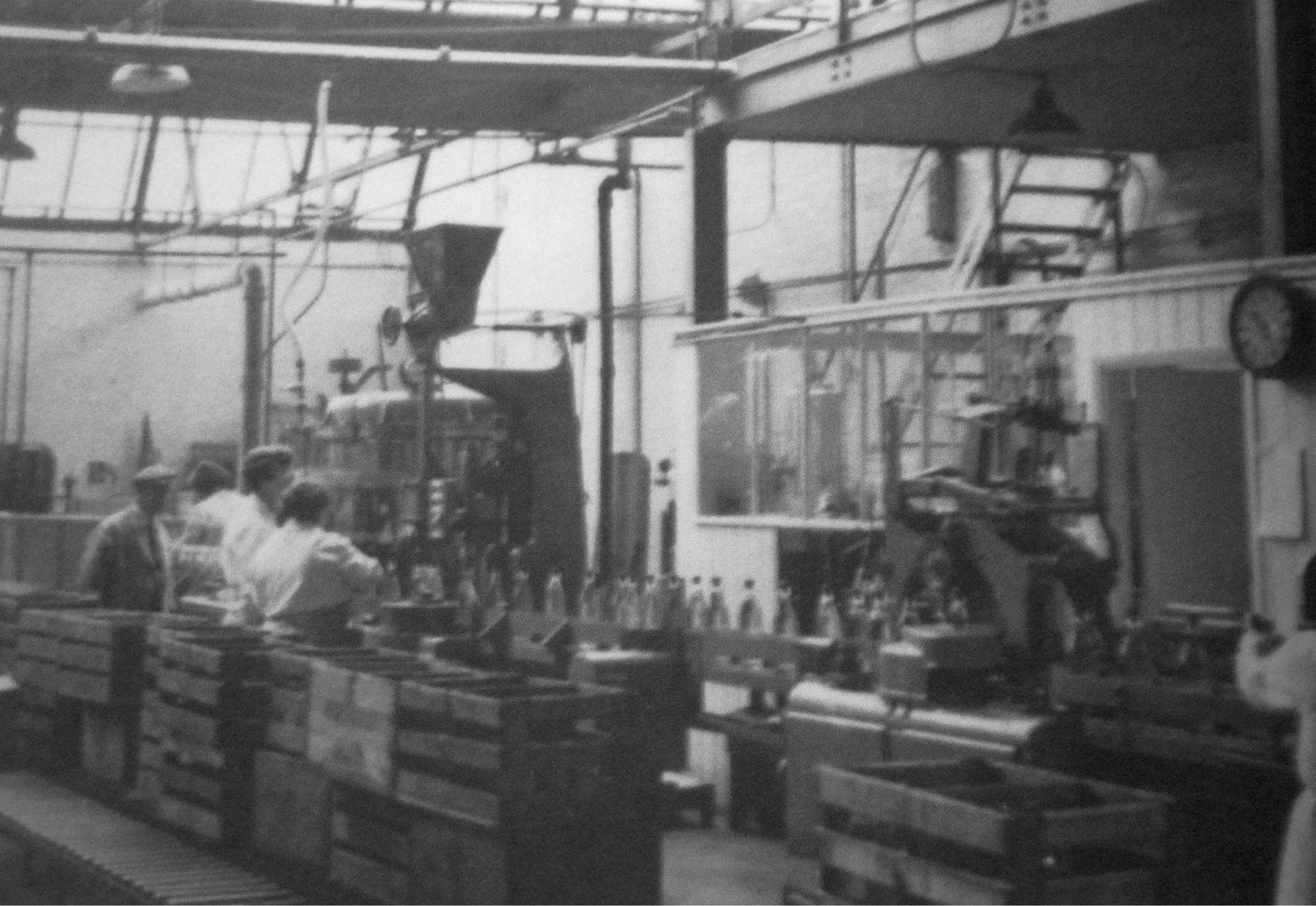 Soames & Co Pop Bottling Plant, Spalding