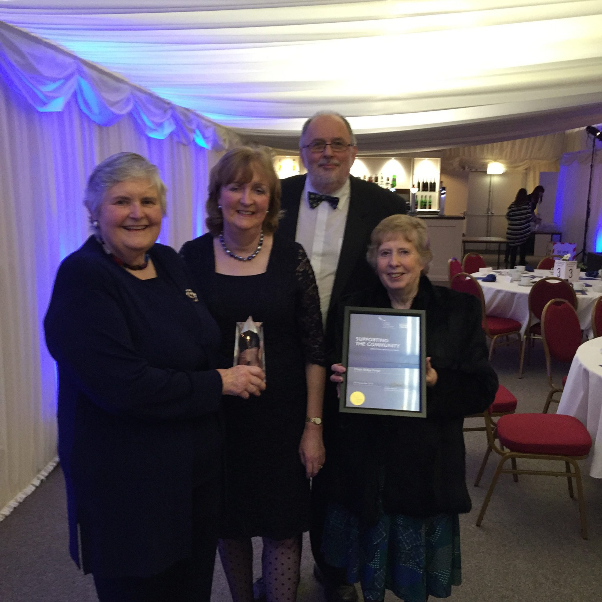 Proud Winners of South Holland Business Awards