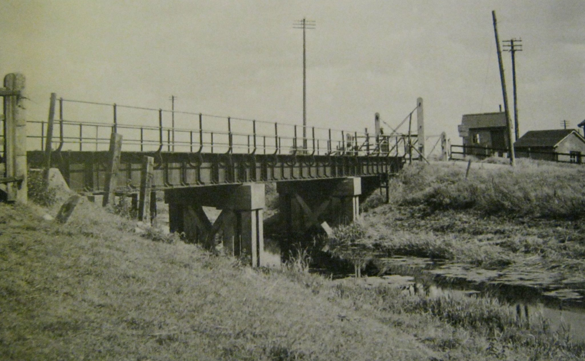 Counter Drain Station 1958