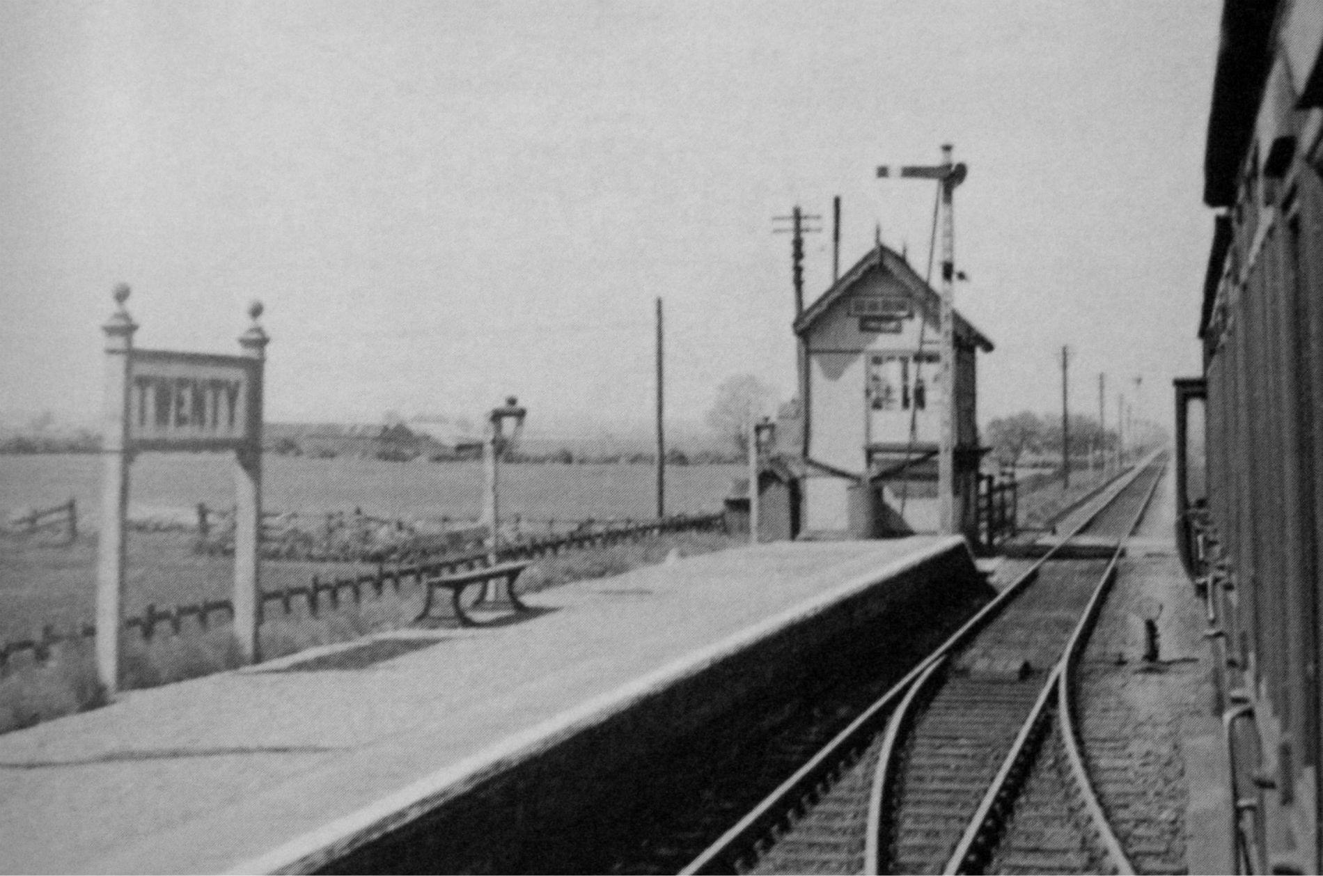 Twenty Railway Station