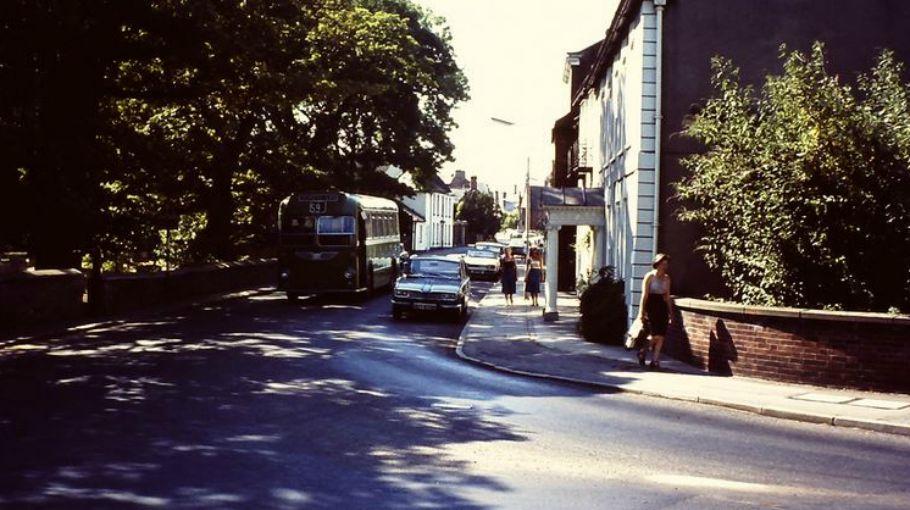 Church Street, Spalding  1970's
