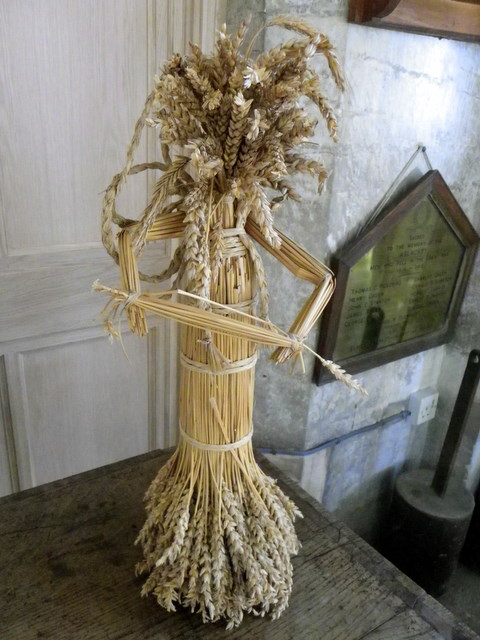 History of the Corn Dolly