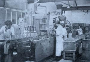 Internal views of Soames Brewery