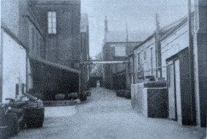 Exterior of Soames Brewery – Spalding