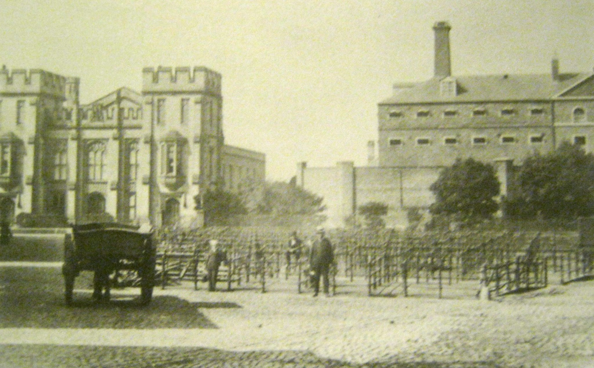 Sessions House and Spalding Prison