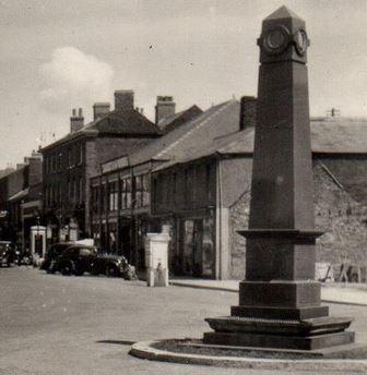 Lincolnshire War Memorials
