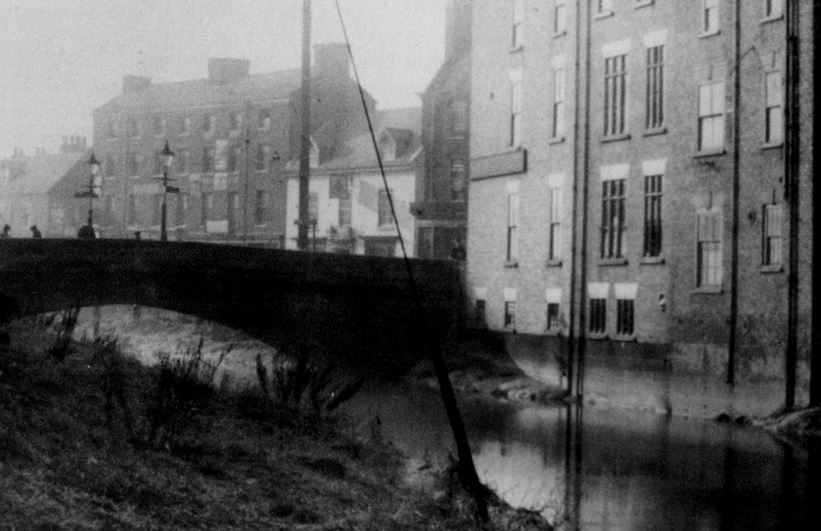 High Bridge,  Spalding 1922