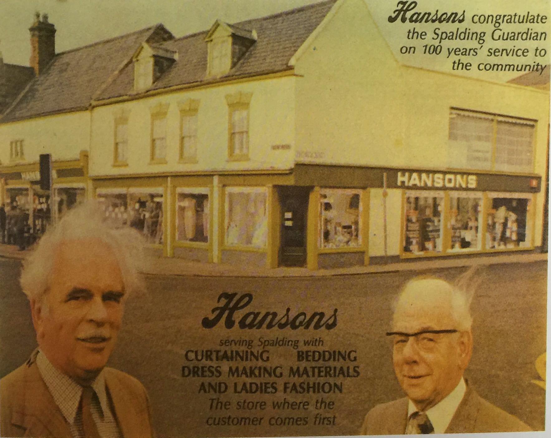 Hanson Family Store