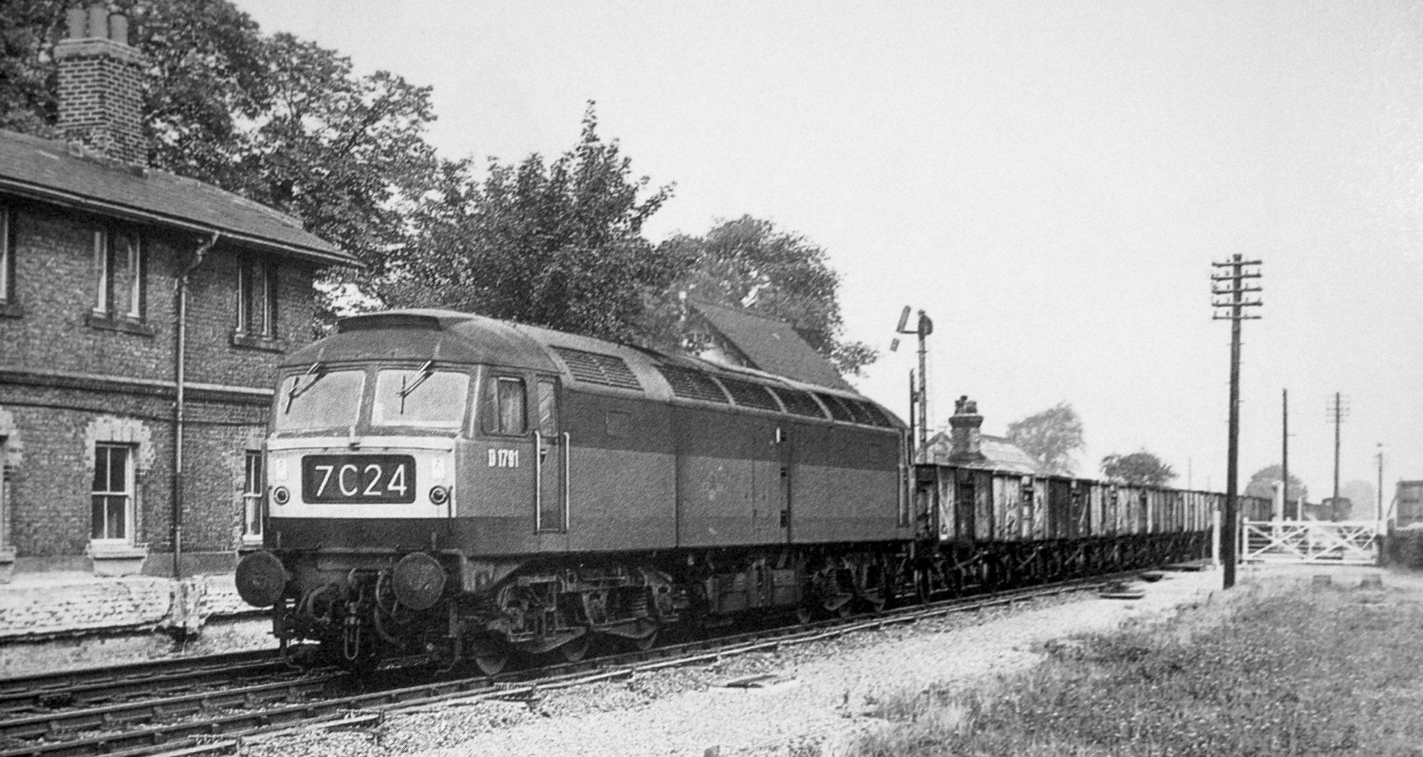 Littleworth Railway Station