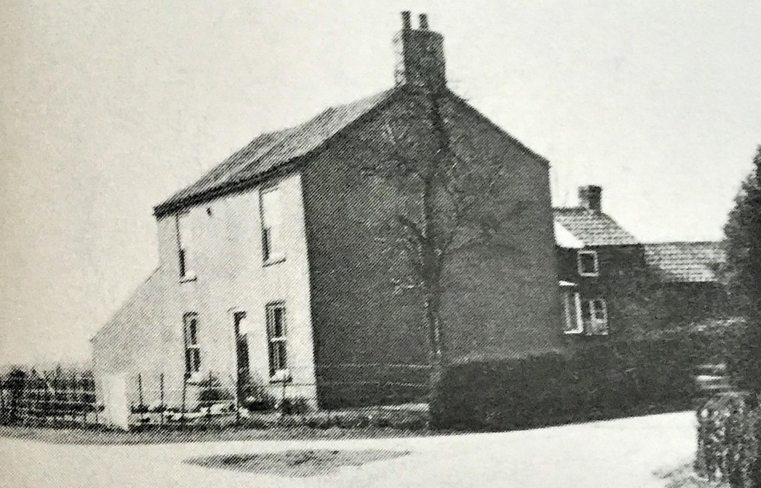 """Beer Houses, Berty Fen Lane (Property now called """"Snowdrop Villa"""""""