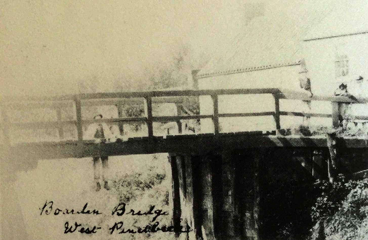 The Boarden Bridge and Pub