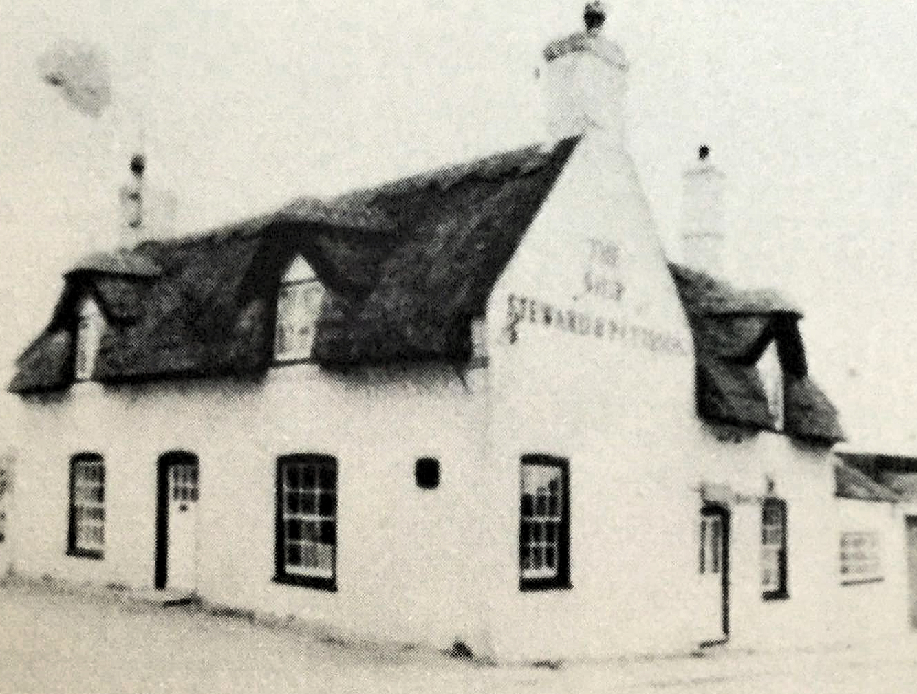 Photos of the Ship Inn Pinchbeck through time