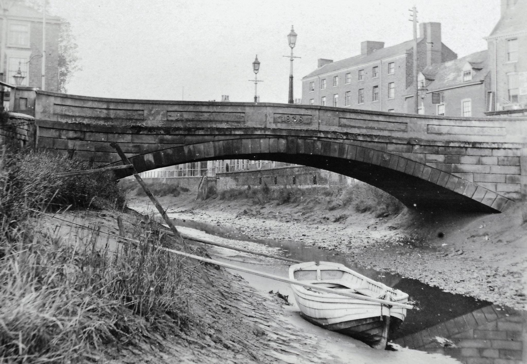 High Bridge over the River Welland at Spalding