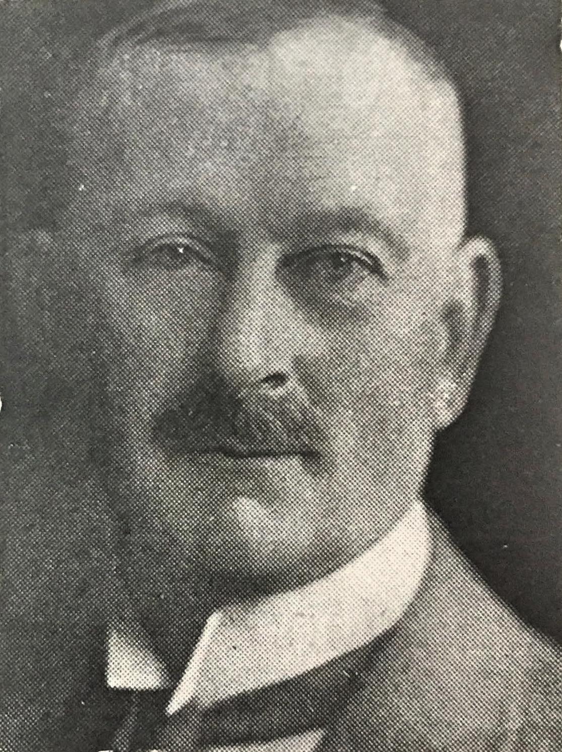 Young John Gleed was Albatross fodder in 1917