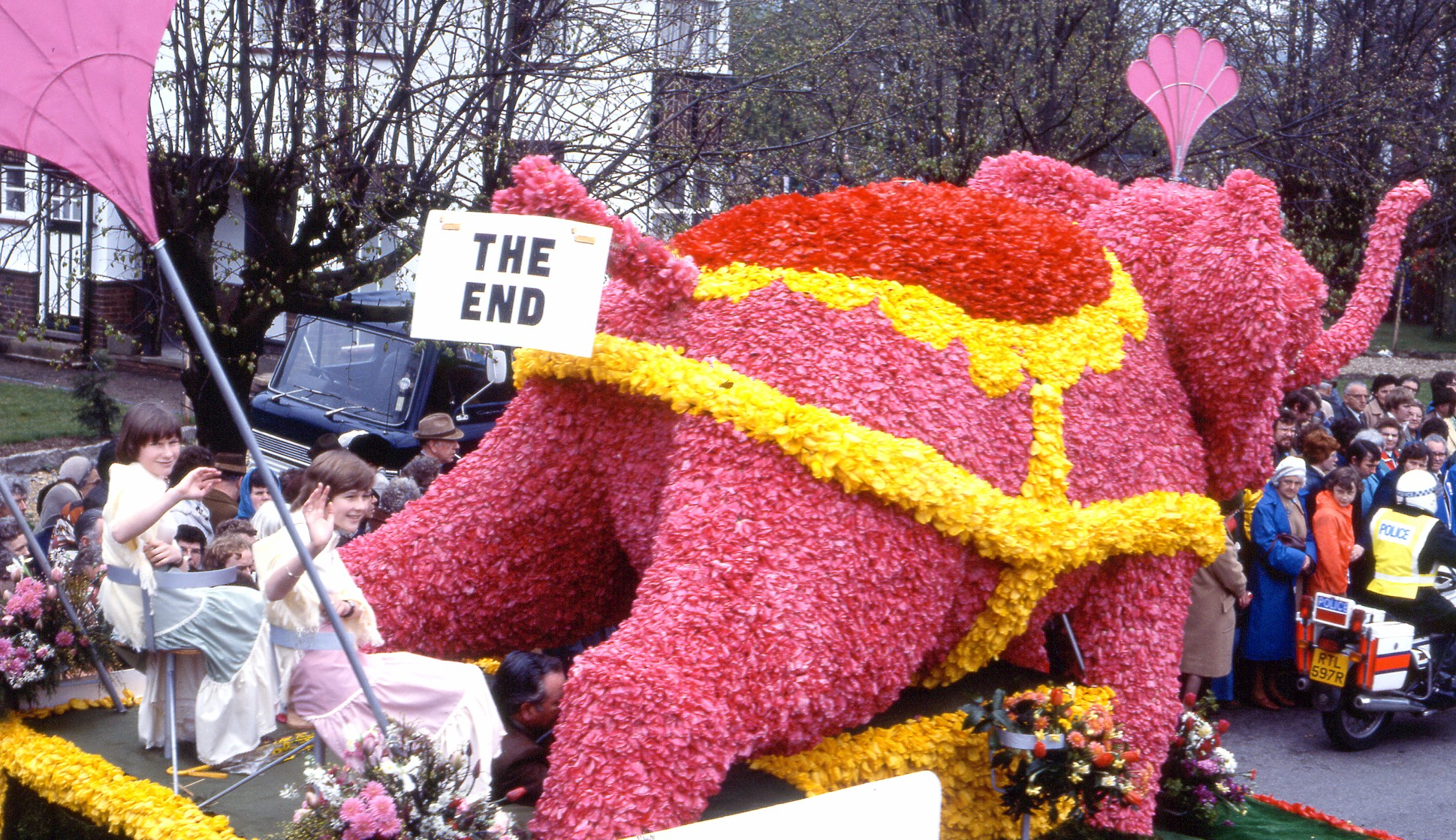 An Illustrated History of Spalding Flower Parade