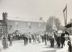 The Bell Inn, Church St., Pinchbeck