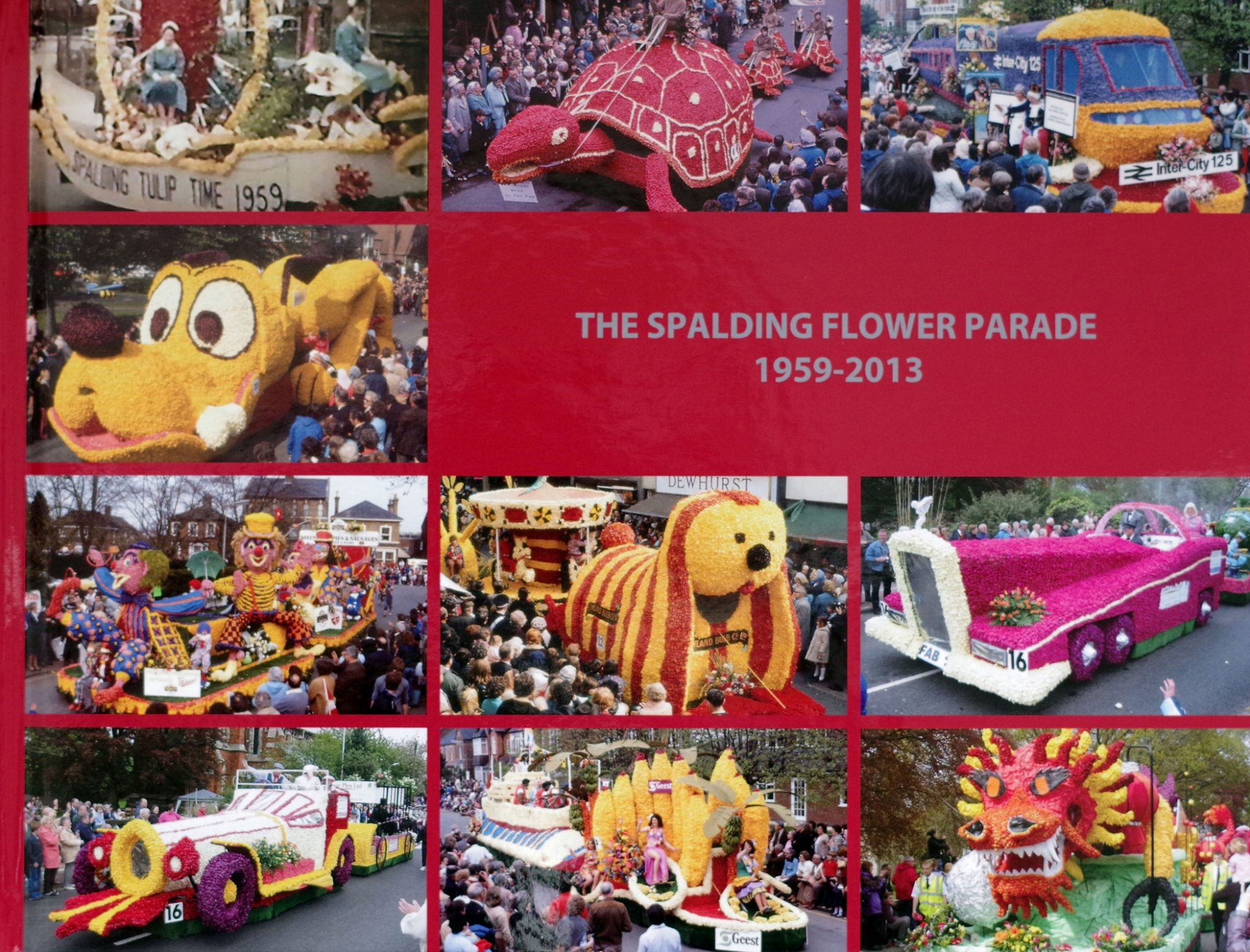 Flower Parade Video from 1966