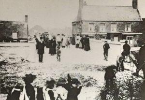 The Five Bells Inn, Money Bridge, Pinchbeck